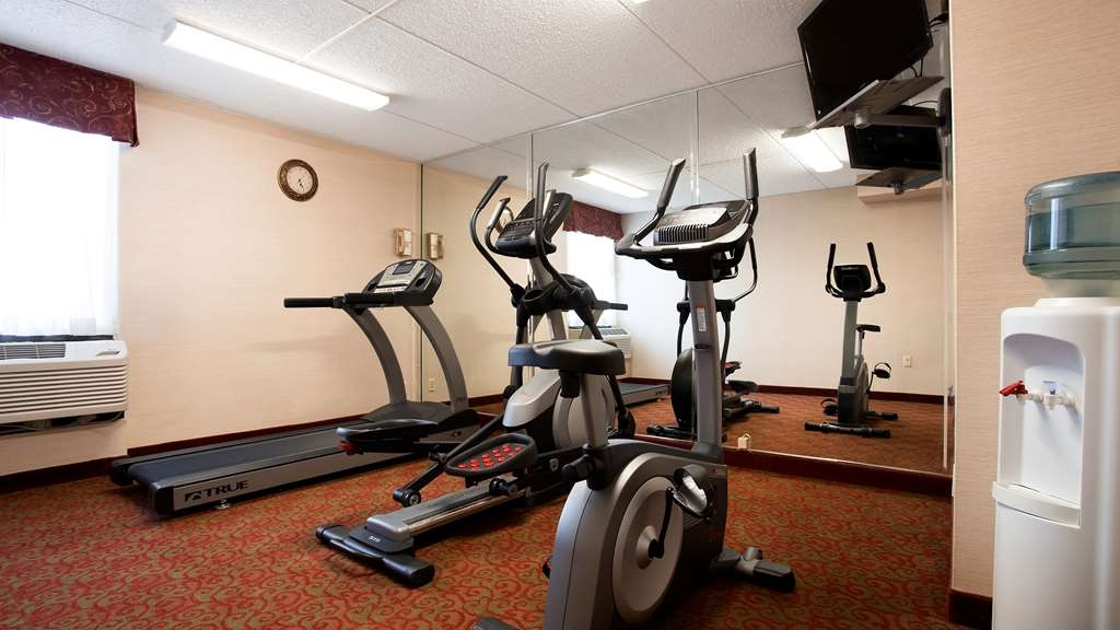 Best Western The Inn at Buffalo Airport - exercise chambre
