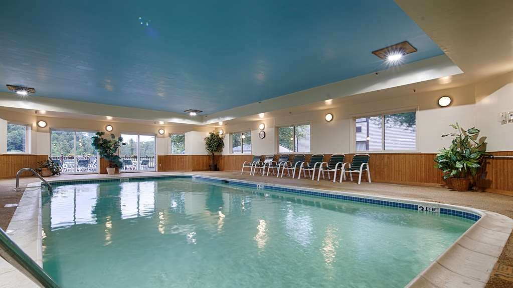 Best Western Saranac Lake - piscina cubierta