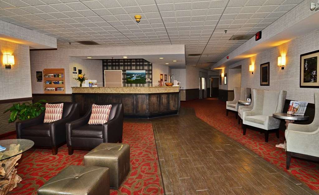 Best Western Saranac Lake - New furnishings and carpets throughout our entire property