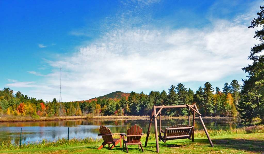 Best Western Saranac Lake - Relax Beside Our Pond