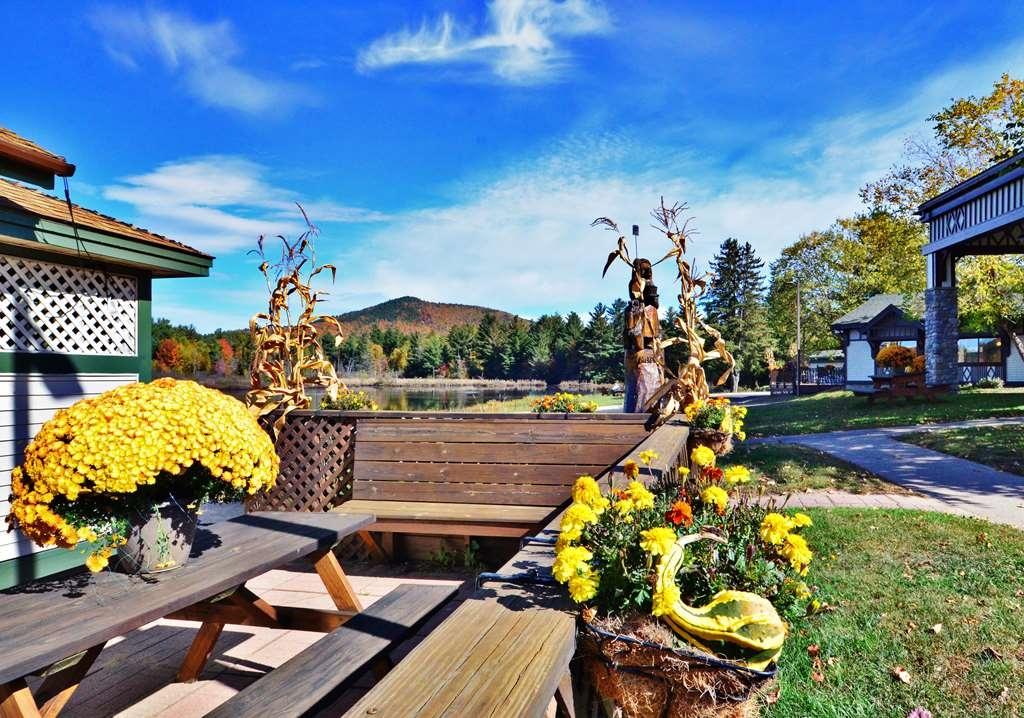Best Western Saranac Lake - Vista Exterior