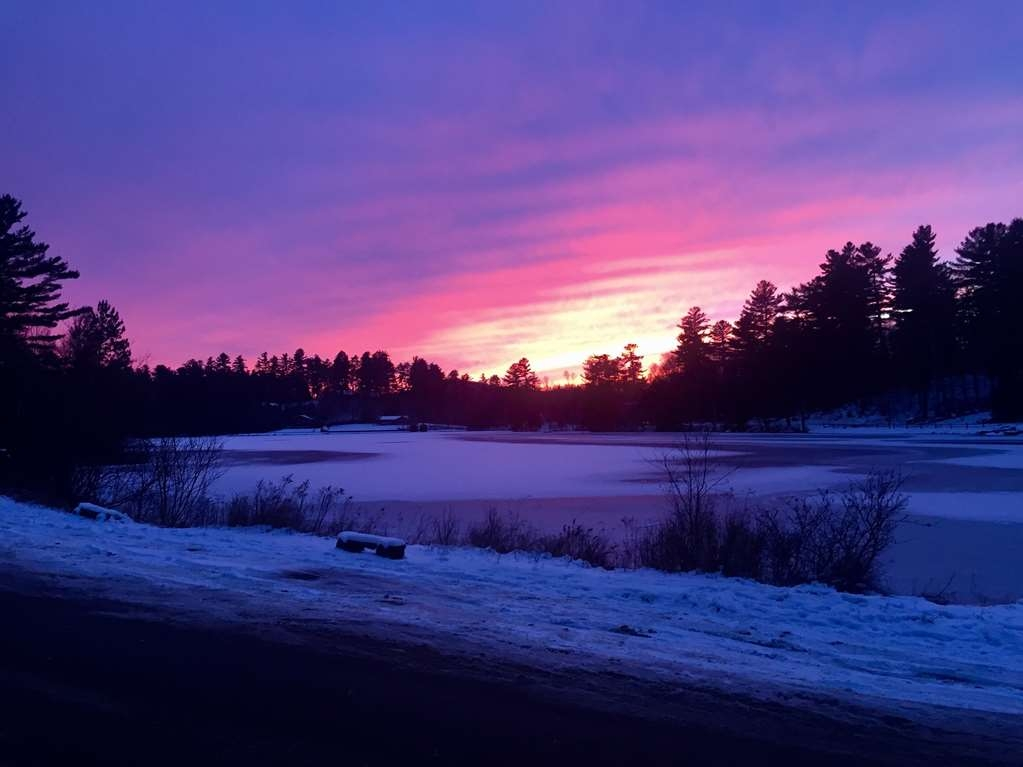 Best Western Saranac Lake - According to Attractions of America, Saranac Lake New York is one of the top ten most beautiful small towns in New York State!