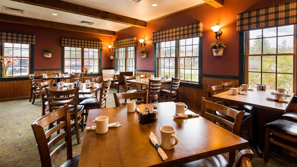 Best Western Saranac Lake - Dining Area