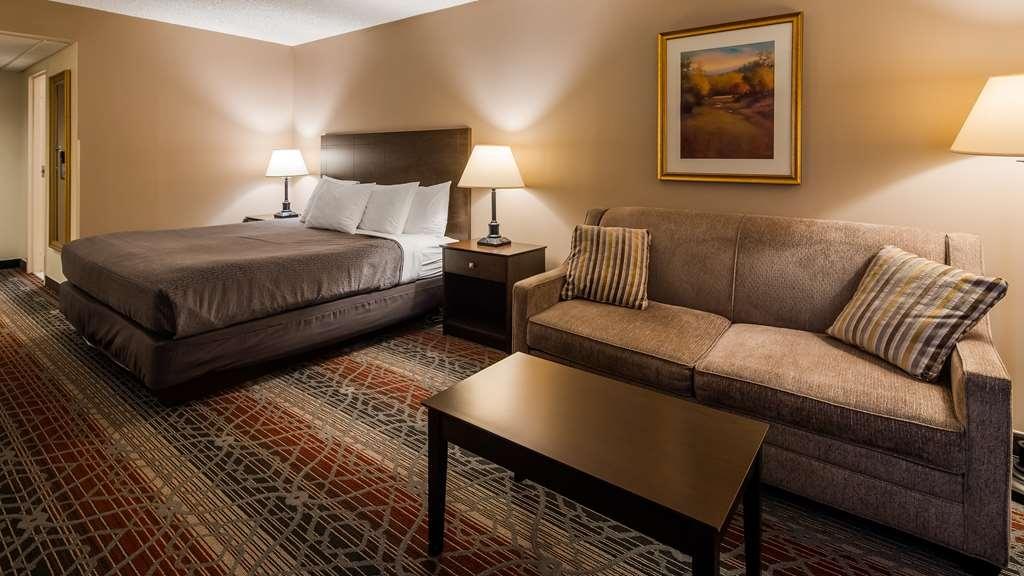 Best Western Saranac Lake - King Guest Room