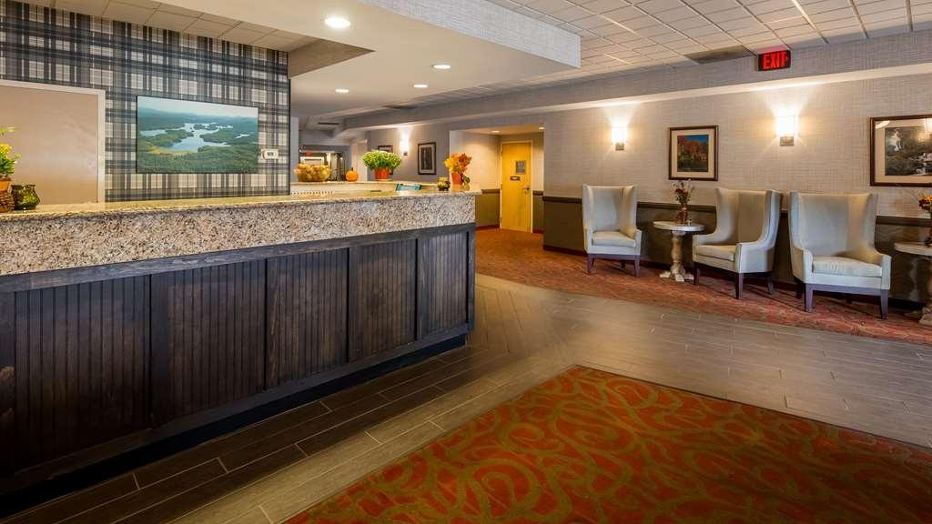 Best Western Saranac Lake - Reception