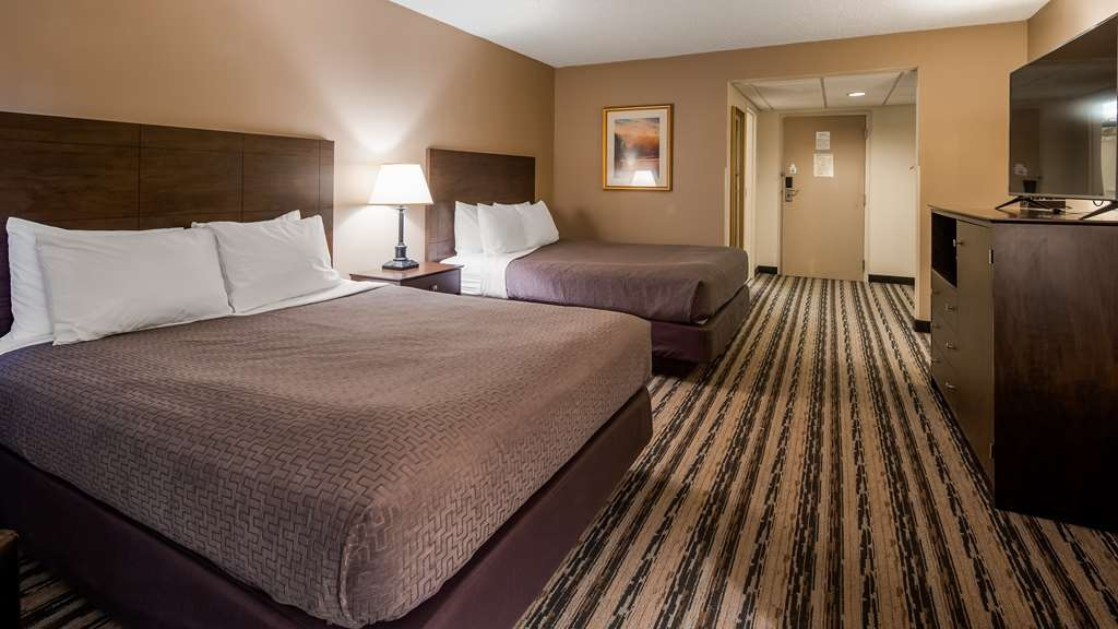 Best Western Saranac Lake - Double Guest Room