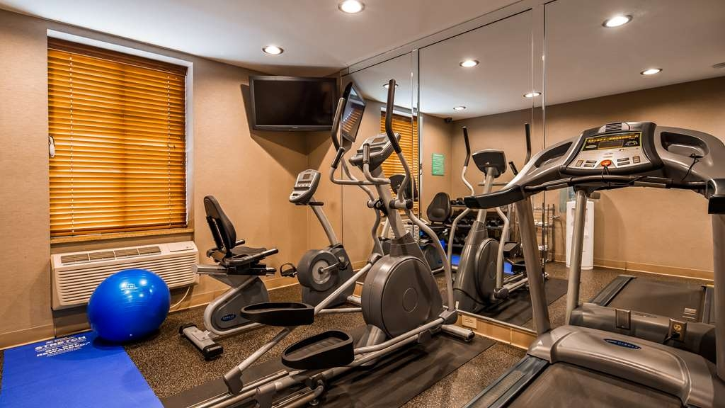 Best Western JFK Airport Hotel - Fitness Center