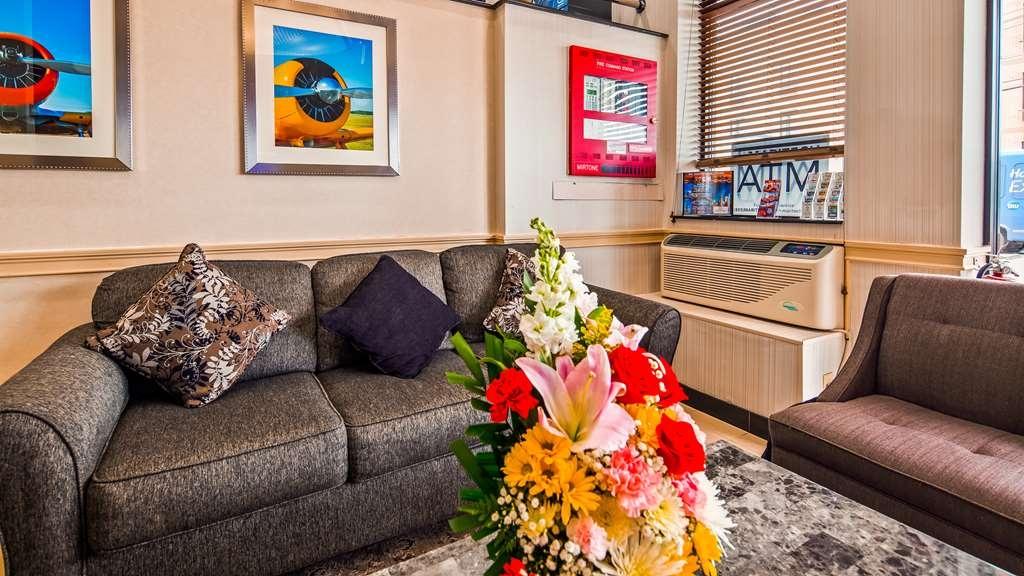 Best Western JFK Airport Hotel - Vue du lobby