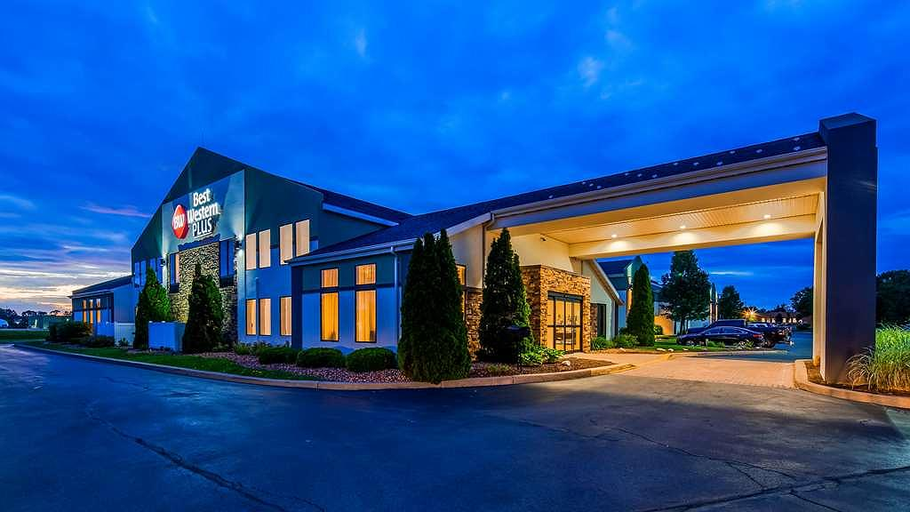 Best Western Plus Liverpool-Syracuse Inn & Suites - Aussenansicht