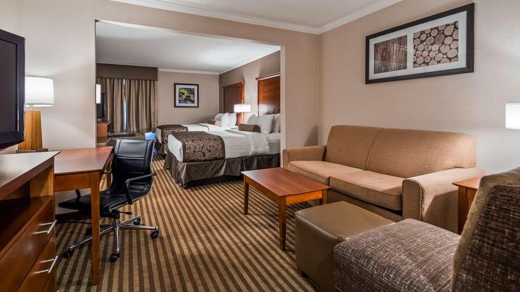 Best Western Plus Liverpool-Syracuse Inn & Suites - Habitaciones/Alojamientos