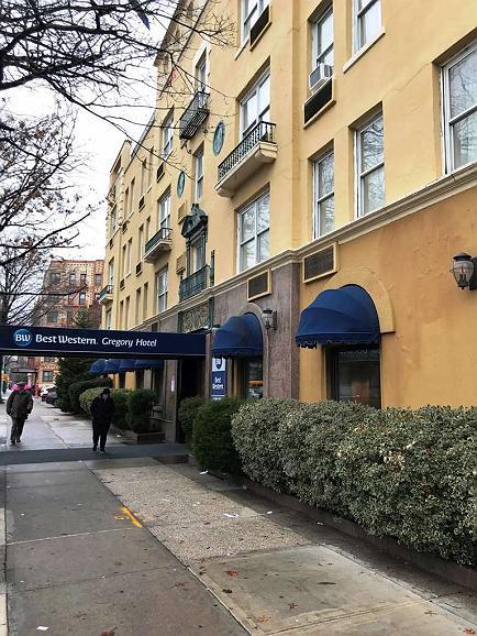 Best Western Gregory Hotel - Exterior