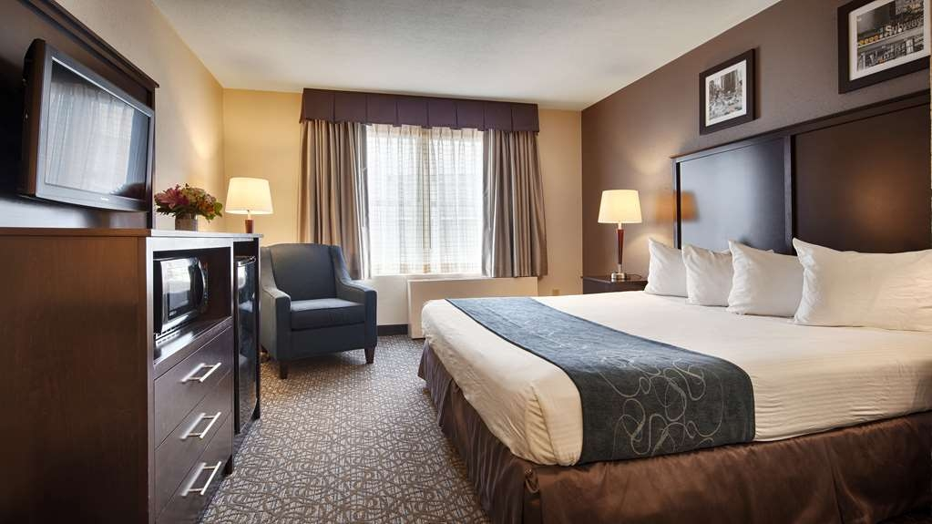 Best Western Gregory Hotel - King Guest Room