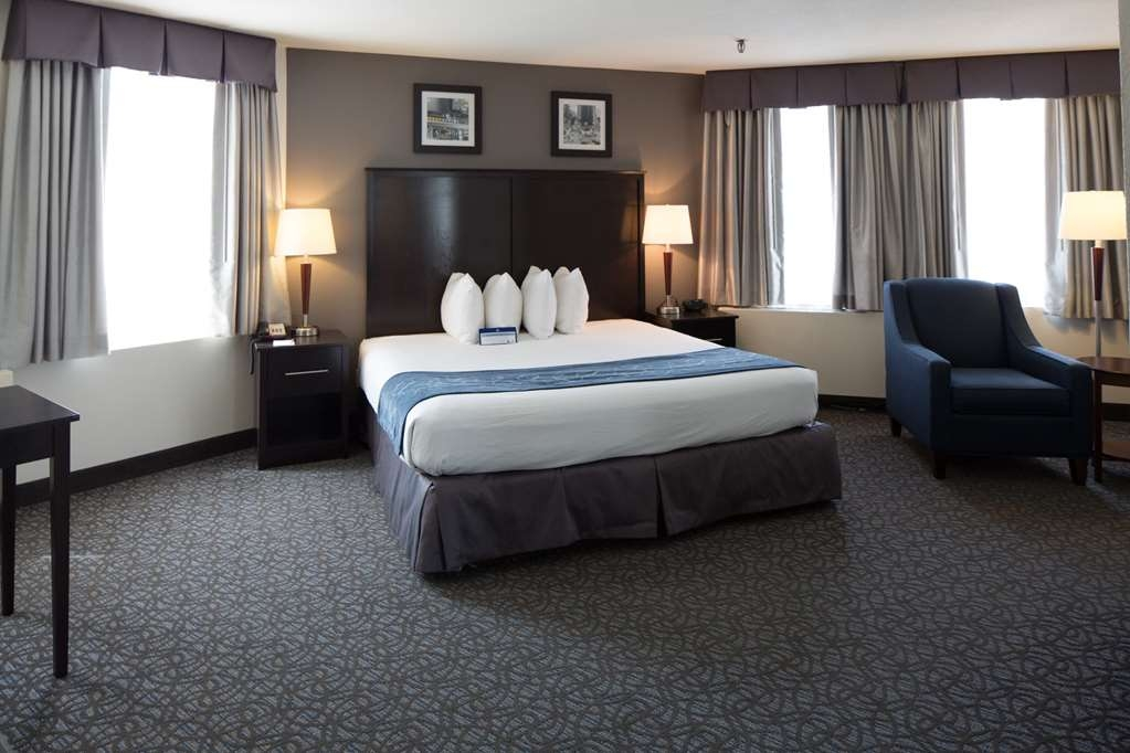 Best Western Gregory Hotel - Spacious Guest Suite