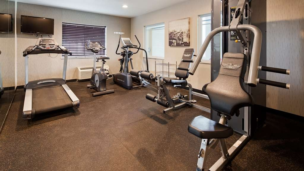 Best Western Crown Inn & Suites - Club de remise en forme