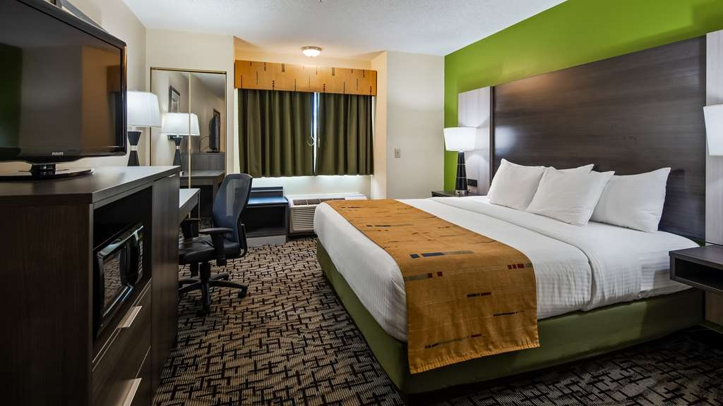 Best Western Crown Inn & Suites - Chambres / Logements