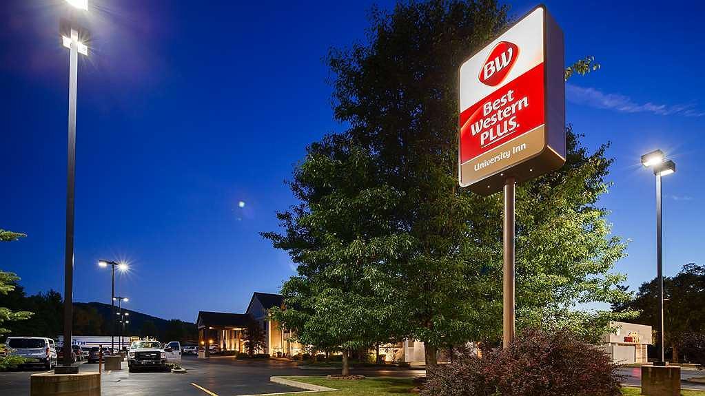 Best Western Plus University Inn - Area esterna