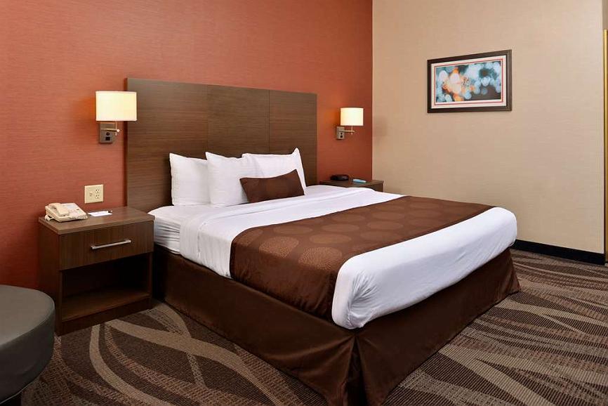 Best Western Plus University Inn Hôtel Olean Best Western