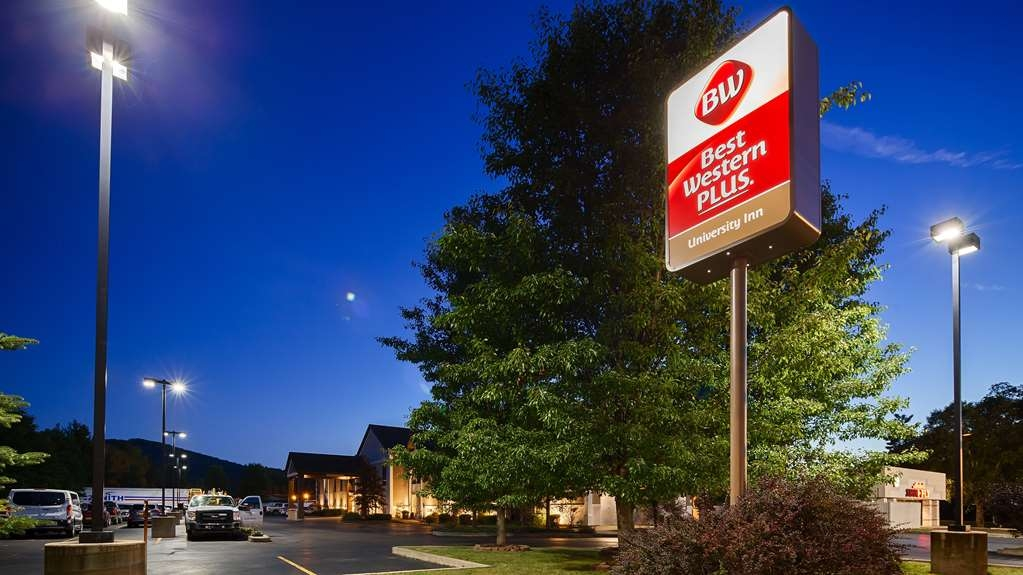 Best Western Plus University Inn - Vista Exterior