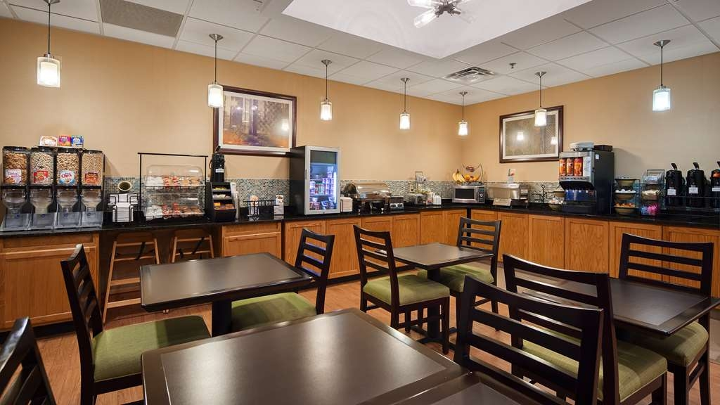 Best Western Plus University Inn - Restaurante/Comedor