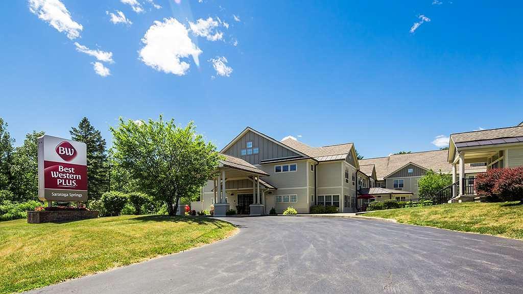 Best Western Plus Saratoga Springs - Area esterna