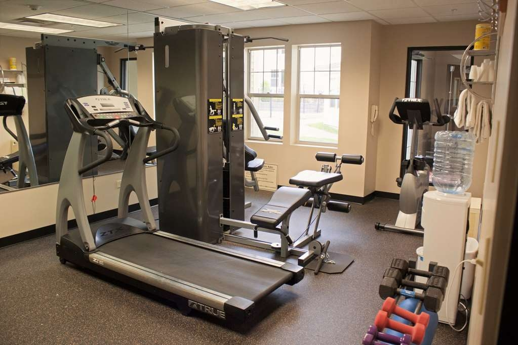 Best Western Plus Saratoga Springs - Stay healthy while visiting Saratoga Springs, NY in our fully equipped fitness center.