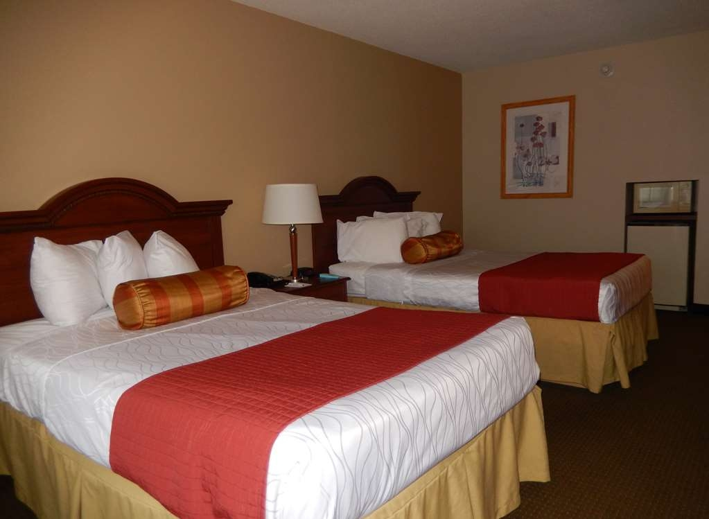Best Western Plus Saratoga Springs - Two Double Bed Guest Room