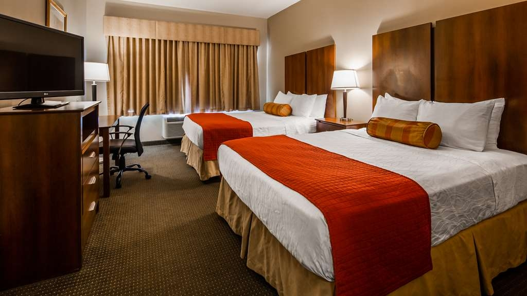 Best Western Plus Saratoga Springs - Two QueenGuest Room