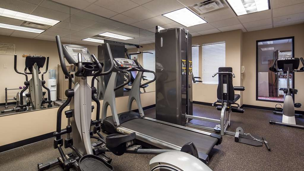 Best Western Plus Saratoga Springs - Fitness Center