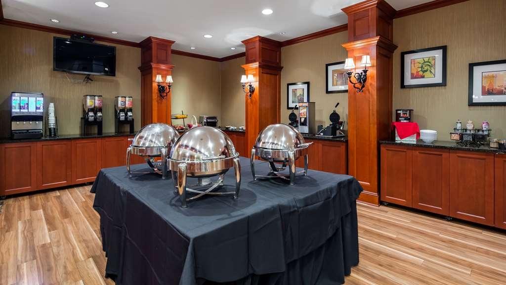 Best Western Mill River Manor - Ristorante / Strutture gastronomiche