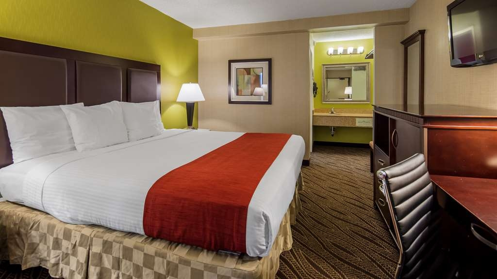 Best Western Mill River Manor - Chambres / Logements