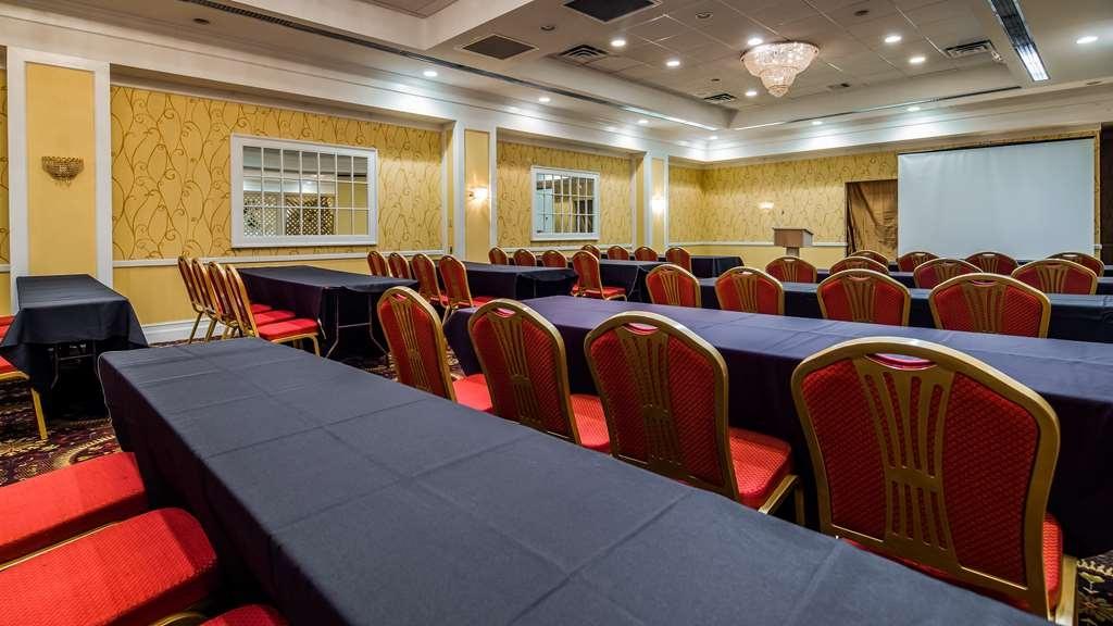 Best Western Mill River Manor - Sale conferenze
