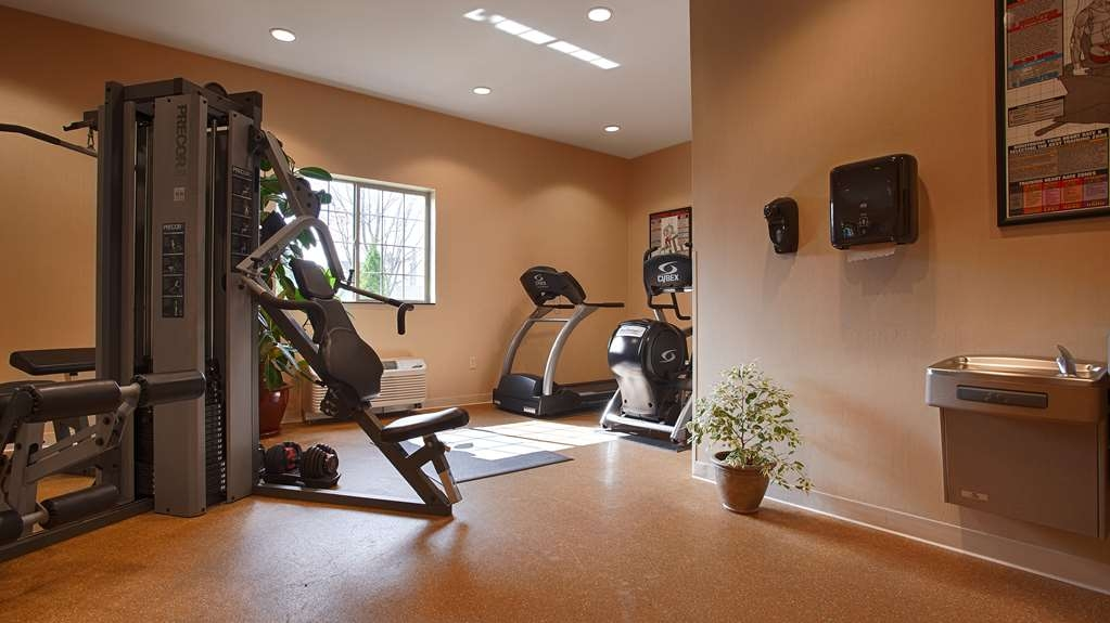 Best Western Plus Vineyard Inn & Suites - Our fitness center allows you to keep up with your home routine even when you are not at home.