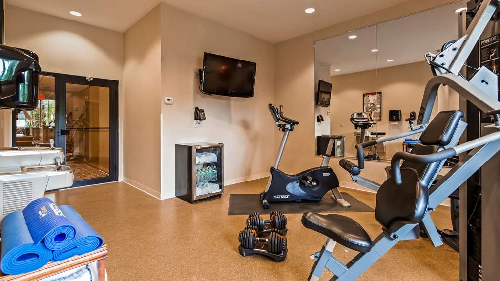 Best Western Plus Vineyard Inn & Suites - Fitness Center