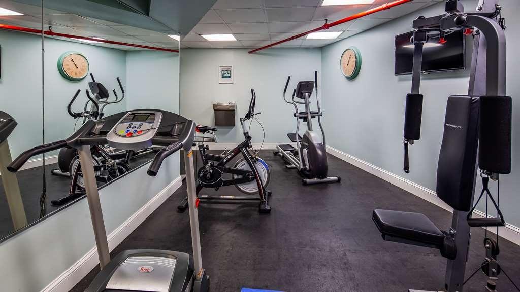 Best Western Plus Brooklyn Bay Hotel - Fitnessstudio