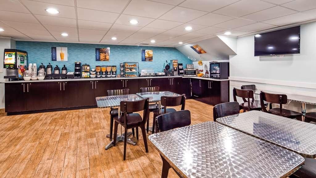 Best Western Plus Brooklyn Bay Hotel - Restaurant / Etablissement gastronomique