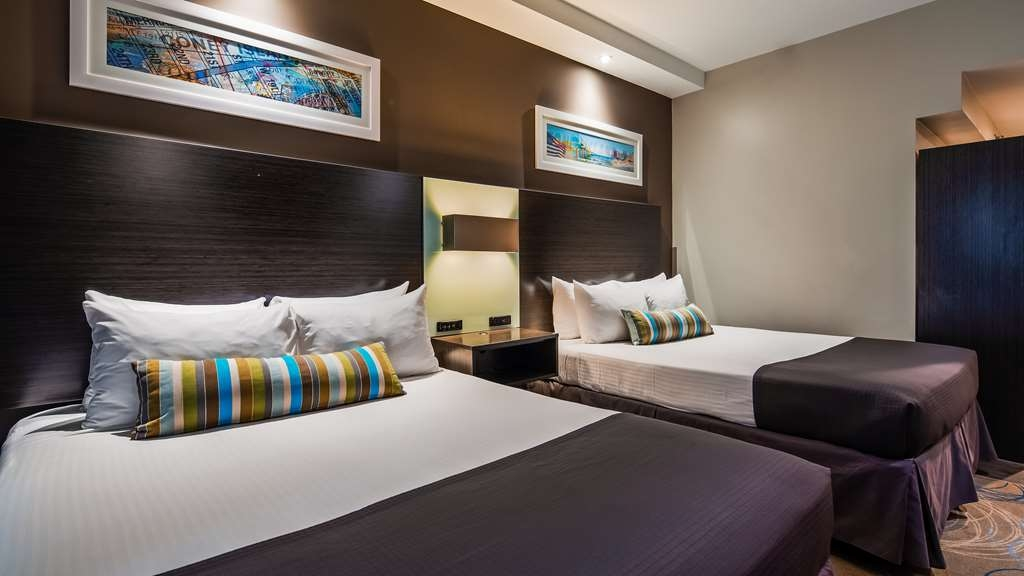 Best Western Plus Brooklyn Bay Hotel - Gästezimmer/ Unterkünfte