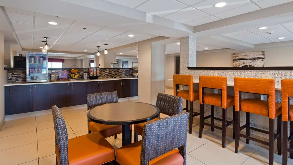 Best Western Rochester Marketplace Inn - Restaurant / Etablissement gastronomique