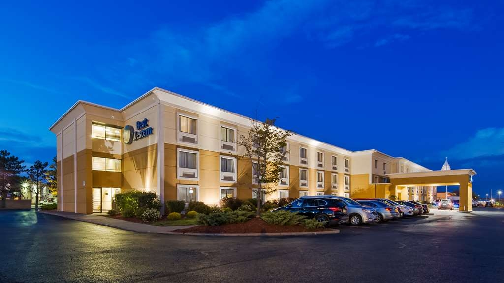 Best Western Rochester Marketplace Inn - Facciata dell'albergo