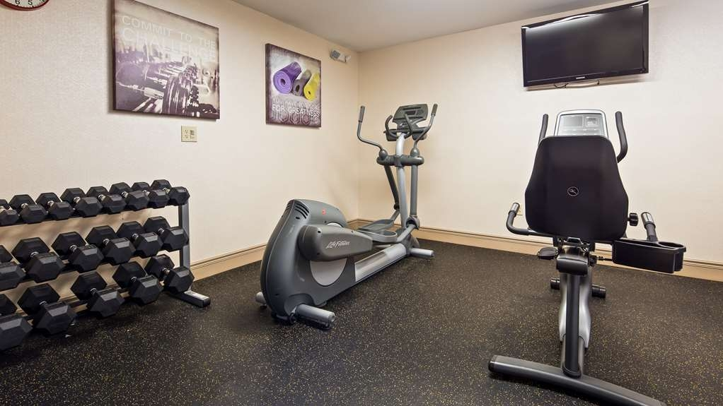 Best Western Rochester Marketplace Inn - Club de remise en forme