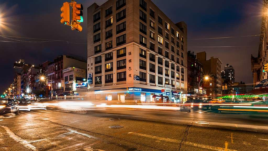 Hotel Best Western Bowery Hanbee Hotel, New York City