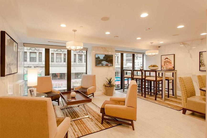 Hotel in New York | Best Western Bowery Hanbee Hotel