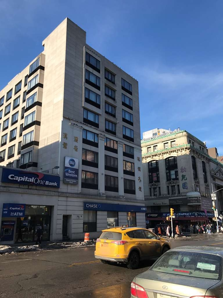 Best Western Bowery Hanbee Hotel - Welcome to the Best Western Bowery Hanbee Hotel!