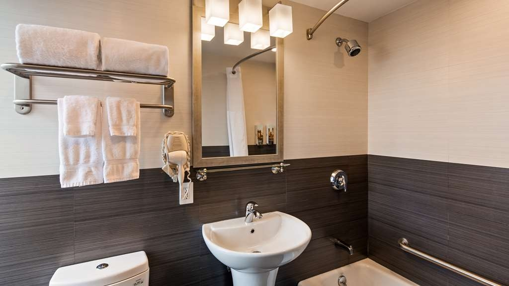 Best Western Bowery Hanbee Hotel - Chambres / Logements