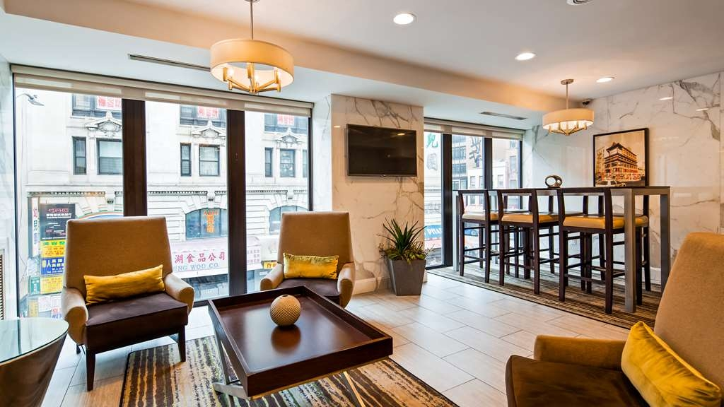 Best Western Bowery Hanbee Hotel - Hall