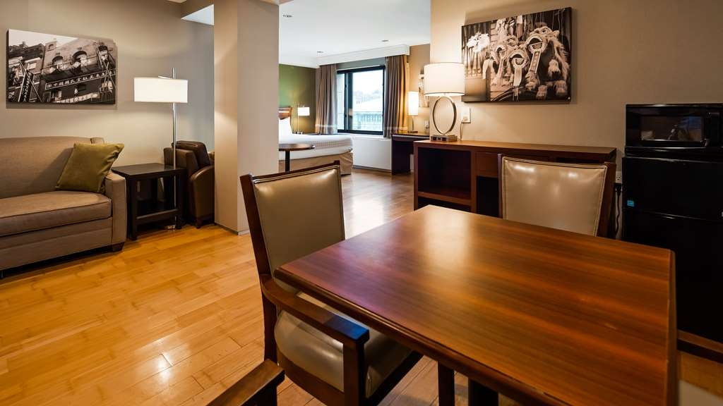 Best Western Bowery Hanbee Hotel - Suite
