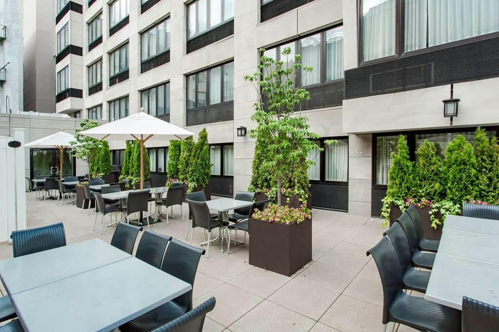 Best Western Bowery Hanbee Hotel - Vista Exterior
