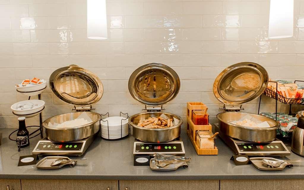 Best Western Bowery Hanbee Hotel - Restaurante/Comedor