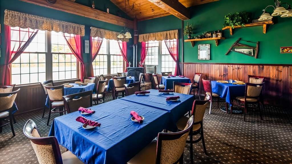 Best Western Plus Ticonderoga Inn & Suites - Restaurant