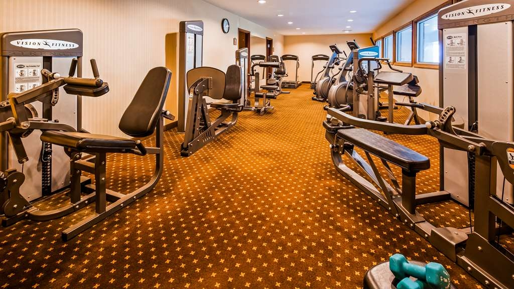 Best Western Plus Ticonderoga Inn & Suites - Fitness Center