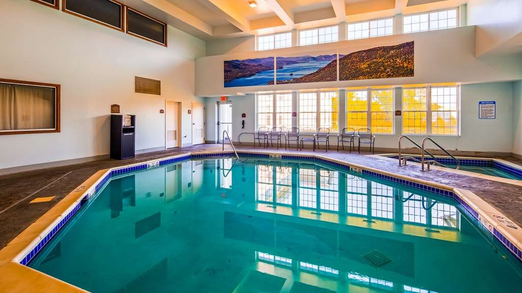 Best Western Plus Ticonderoga Inn & Suites - Indoor Pool